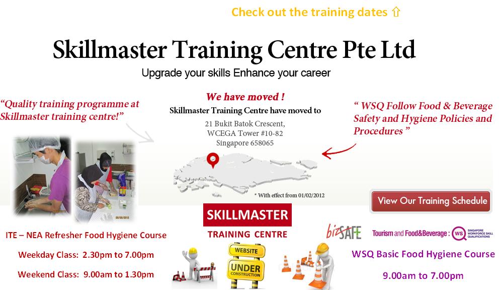 Skillmaster Training Centre Pte Ltd